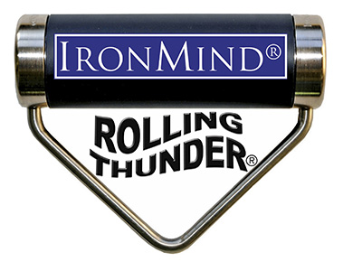 Rolling Thunder revolving deadlift handle for grip strength