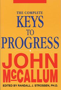 The complete keys to progress by john mccallum